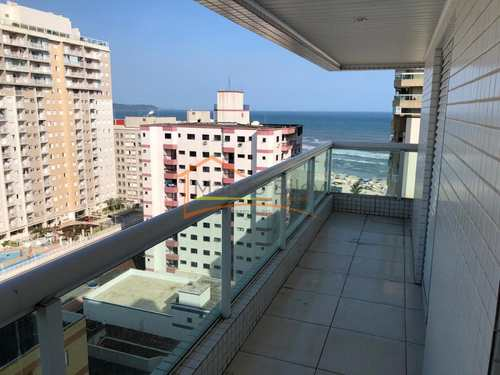 Apartamento, código 446 em Praia Grande, bairro Ocian