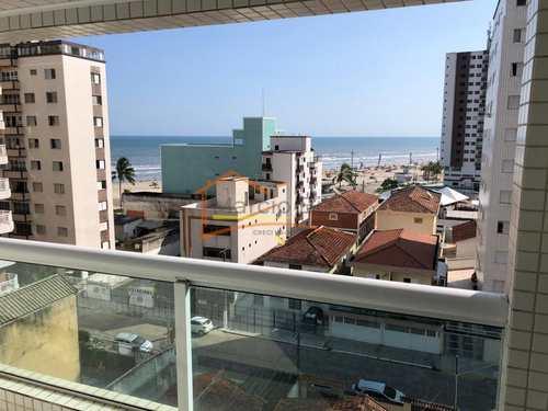 Apartamento, código 445 em Praia Grande, bairro Ocian