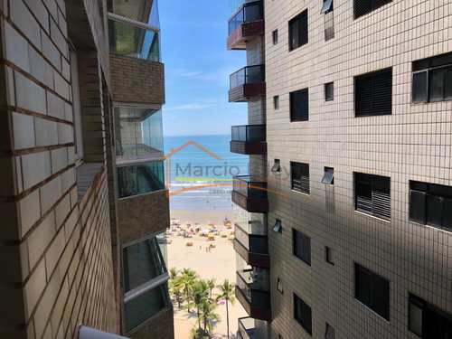 Apartamento, código 441 em Praia Grande, bairro Ocian