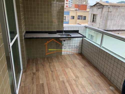 Apartamento, código 436 em Praia Grande, bairro Canto do Forte