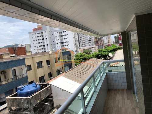 Apartamento, código 435 em Praia Grande, bairro Canto do Forte