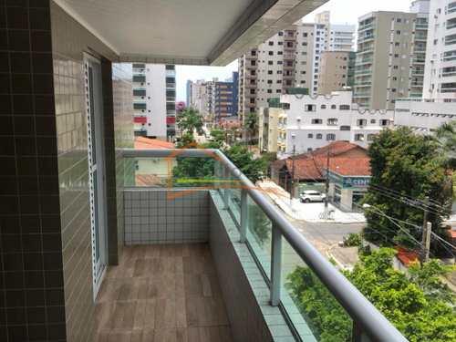 Apartamento, código 432 em Praia Grande, bairro Canto do Forte