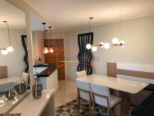 Apartamento, código 430 em Praia Grande, bairro Canto do Forte