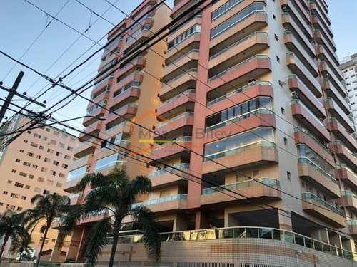 Apartamento, código 428 em Praia Grande, bairro Canto do Forte