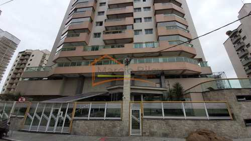 Apartamento, código 396 em Praia Grande, bairro Aviação