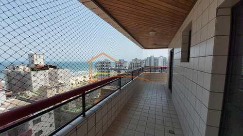 Apartamento, código 376 em Praia Grande, bairro Tupi