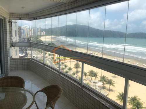 Apartamento, código 354 em Praia Grande, bairro Boqueirão