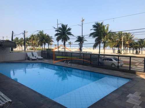Apartamento, código 357 em Praia Grande, bairro Aviação