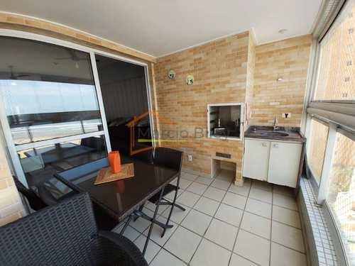 Apartamento, código 353 em Praia Grande, bairro Guilhermina