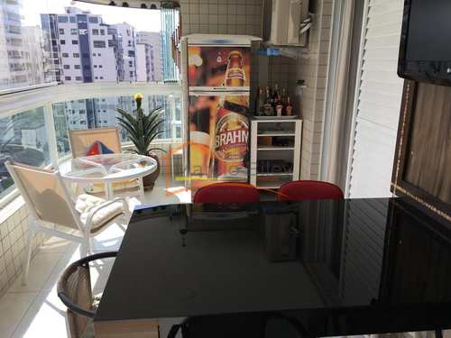 Apartamento, código 350 em Praia Grande, bairro Canto do Forte