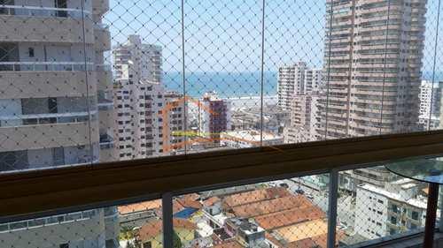 Apartamento, código 328 em Praia Grande, bairro Tupi