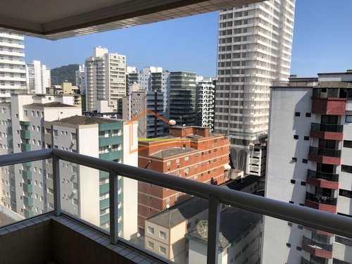 Apartamento, código 324 em Praia Grande, bairro Canto do Forte