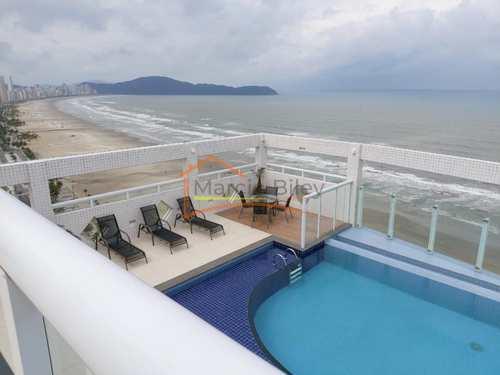 Apartamento, código 310 em Praia Grande, bairro Aviação
