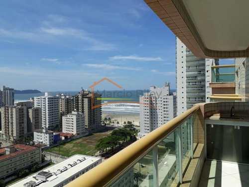 Apartamento, código 266 em Praia Grande, bairro Tupi