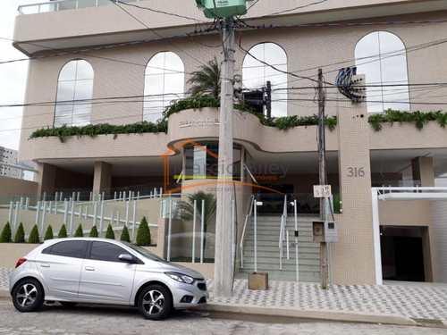 Apartamento, código 222 em Praia Grande, bairro Aviação