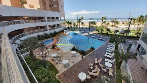 Apartamento, código 644 em Praia Grande, bairro Guilhermina