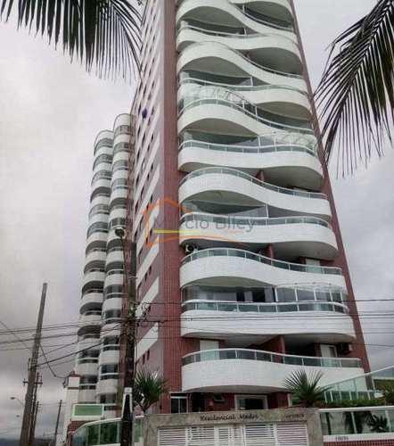 Apartamento, código 657 em Praia Grande, bairro Caiçara