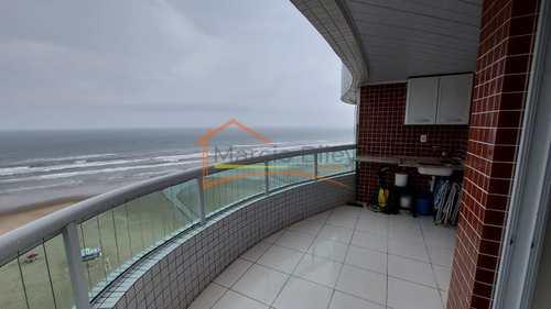 Apartamento, código 659 em Praia Grande, bairro Caiçara