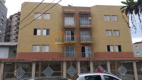 Apartamento, código 671 em Praia Grande, bairro Caiçara