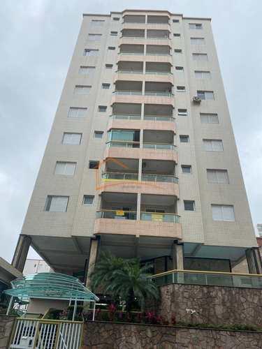 Apartamento, código 673 em Praia Grande, bairro Tupi