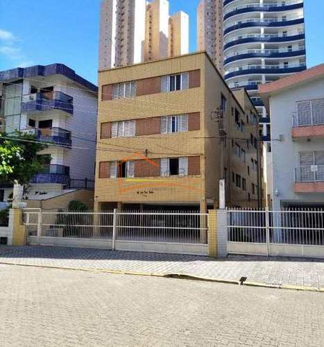 Apartamento, código 700 em Praia Grande, bairro Guilhermina