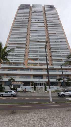 Apartamento, código 706 em Praia Grande, bairro Guilhermina
