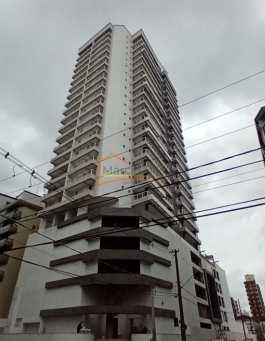 Apartamento, código 715 em Praia Grande, bairro Guilhermina