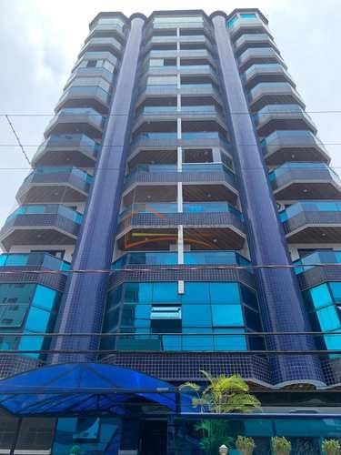 Apartamento, código 723 em Praia Grande, bairro Guilhermina