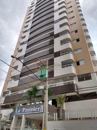 Apartamento, código 732 em Praia Grande, bairro Guilhermina