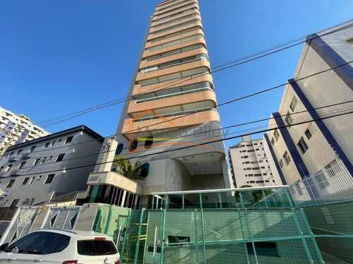 Apartamento, código 736 em Praia Grande, bairro Aviação