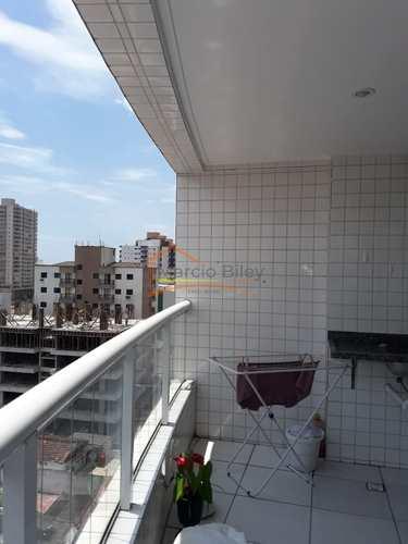 Apartamento, código 756 em Praia Grande, bairro Aviação