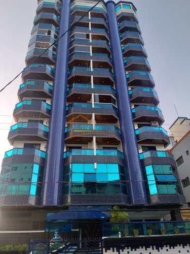 Apartamento, código 763 em Praia Grande, bairro Guilhermina