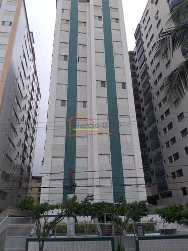Apartamento, código 768 em Praia Grande, bairro Guilhermina
