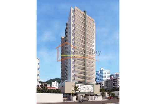 Apartamento, código 790 em Praia Grande, bairro Canto do Forte