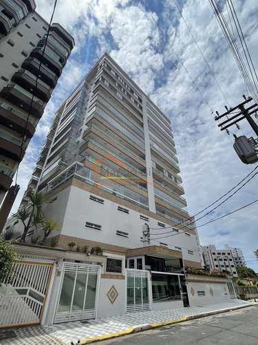 Apartamento, código 817 em Praia Grande, bairro Caiçara