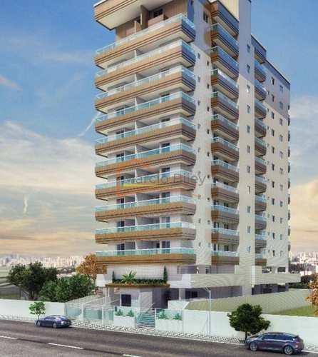 Apartamento, código 836 em Praia Grande, bairro Guilhermina