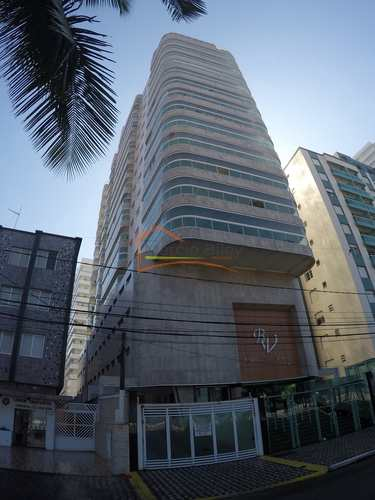 Apartamento, código 903 em Praia Grande, bairro Aviação