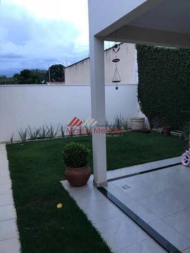Casa, código 5 em Pirassununga, bairro Cidade Jardim
