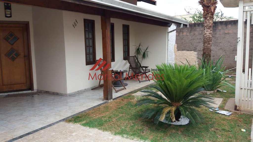 Casa em Leme, no bairro Cidade Jardim