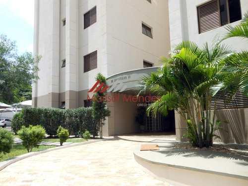 Apartamento, código 18 em Pirassununga, bairro Jardim Carlos Gomes