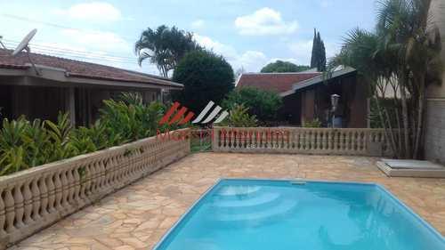 Casa, código 27 em Pirassununga, bairro Cidade Jardim