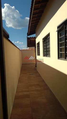 Casa, código 39 em Pirassununga, bairro Jardim Itália