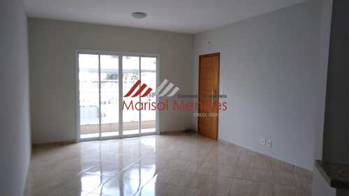 Apartamento, código 40 em Pirassununga, bairro Jardim Rosim