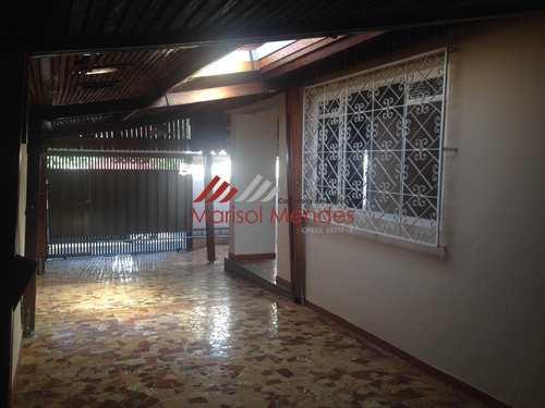 Casa, código 43 em Pirassununga, bairro Centro