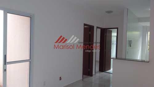Apartamento, código 44 em Pirassununga, bairro Vila São Guido
