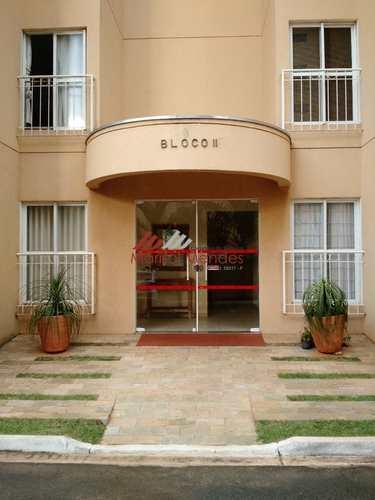 Apartamento, código 45 em Pirassununga, bairro Jardim Rosim
