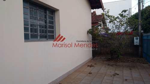 Casa, código 52 em Pirassununga, bairro Rosário