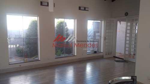 Casa, código 54 em Pirassununga, bairro Jardim Carlos Gomes