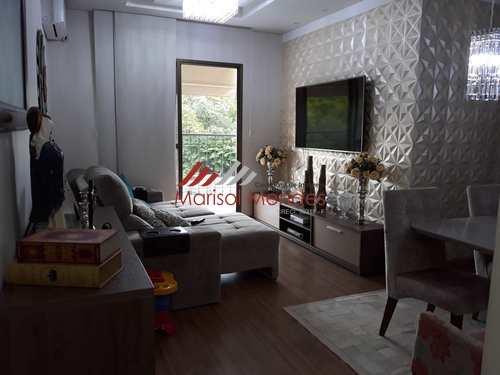 Apartamento, código 63 em Pirassununga, bairro Jardim Carlos Gomes
