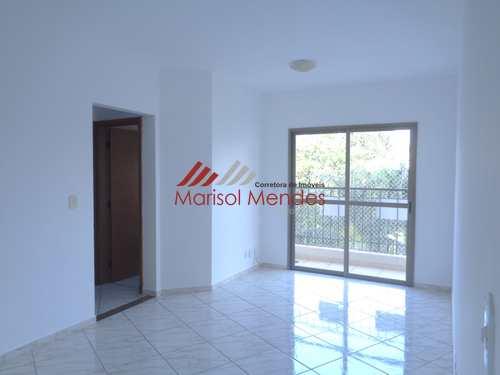 Apartamento, código 64 em Pirassununga, bairro Jardim Carlos Gomes